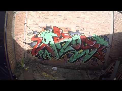 Ghost & Osek EA #Graffiti