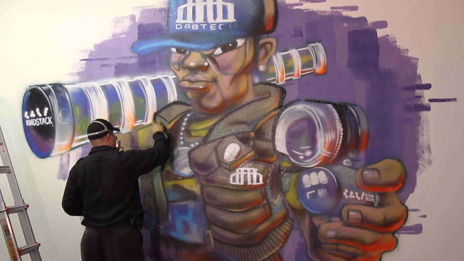 #Graffiti Characters – Hex Bboy Style at Fatcap