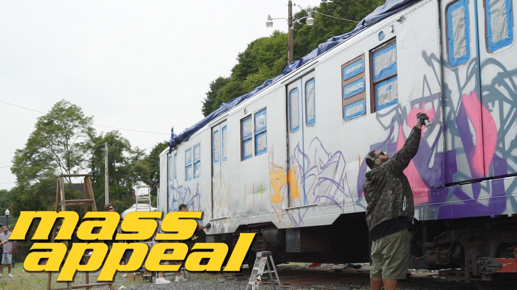 #Graffiti – The Burning of Kingston