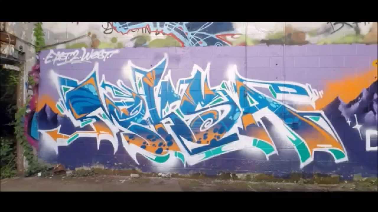 #Graffiti – Moksa