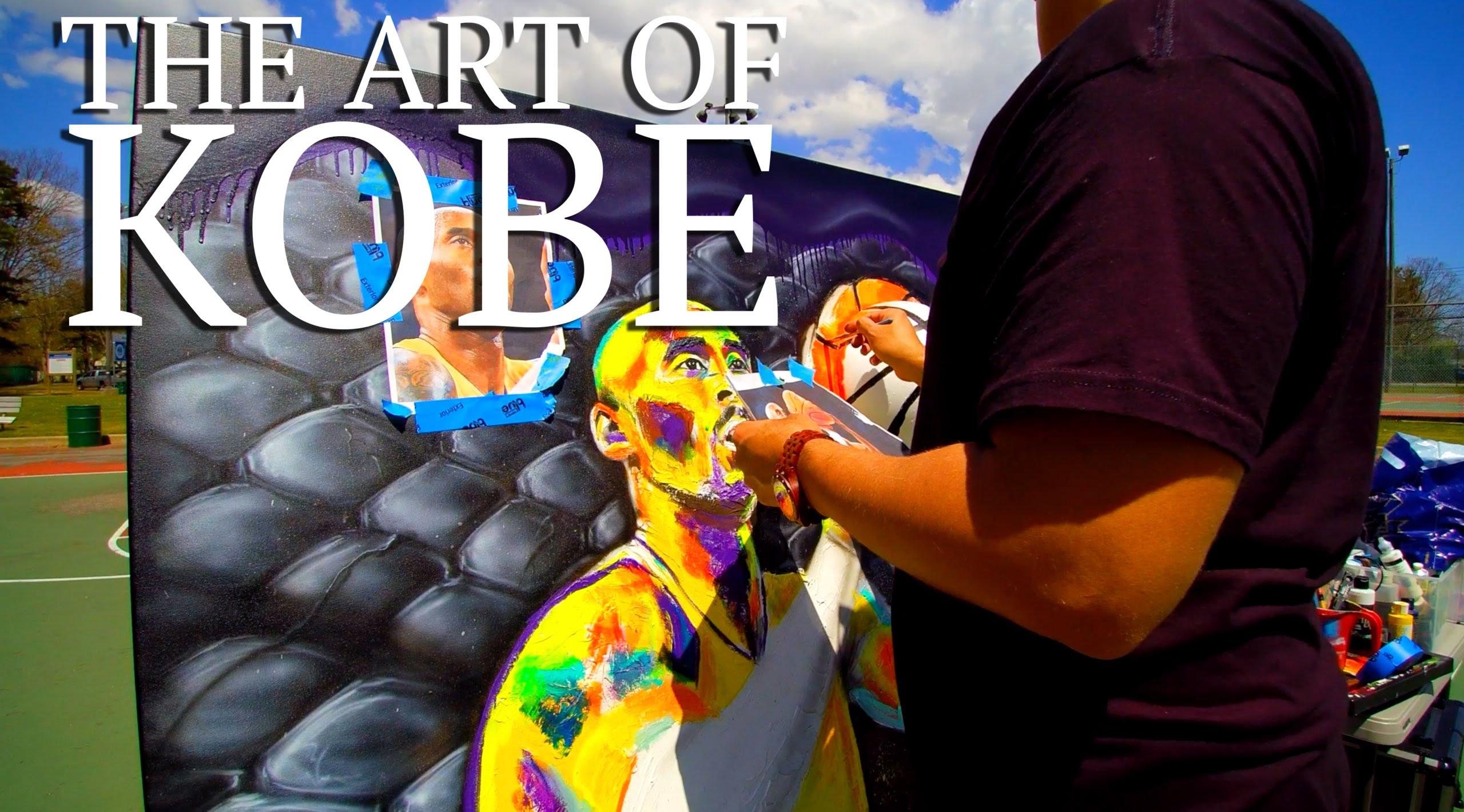 The Art of Kobe (Art Documentary)