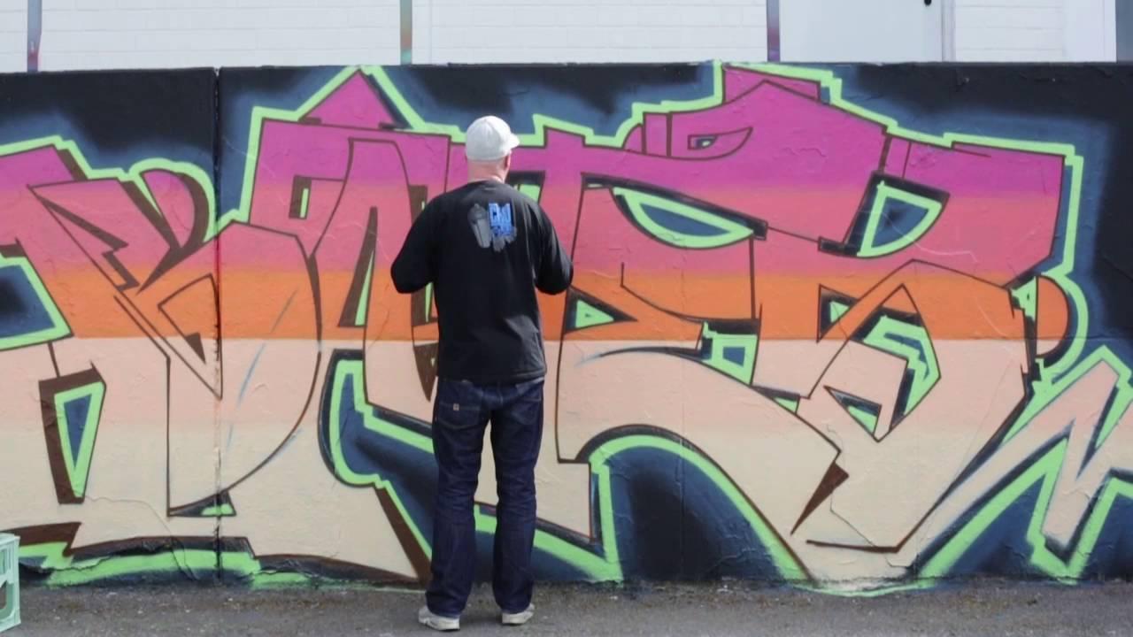 Bates – style in progress #Graffiti