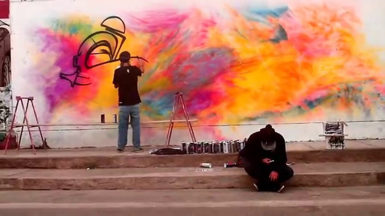 SONIK / CAPS CREW – STRIKE COLORS – #GRAFFITI PERU